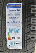 Maxtrek Sierra S6. Летние, 2018 год, без износа, 4 шт. Под заказ