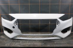 Hyundai Solaris 2 (2017-н. в. ) - Бампер передний