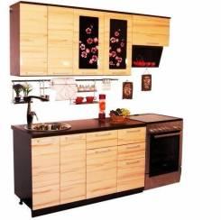 "Кухня ""Сакура-2м""(+сушка, мойка)"