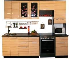 """Кухня """"Сакура-4""""(+сушка, мойка)"""
