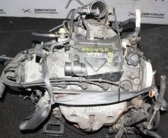 Двигатель в сборе. Honda: CR-X del Sol, Civic Shuttle, Concerto, Civic, CR-X, Integra SJ, Civic Ferio, Capa, Domani, Partner Двигатели: D15B, D15B2, D...