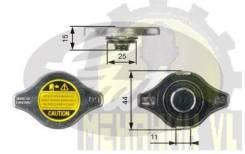 Крышка горловины радиатора 0,9 M/Pa малый клапан RC127 RC127