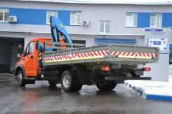 Инман ИМ 150. Бортовая платформа с КМУ Инман ИМ50 на базе ГАЗ. Под заказ
