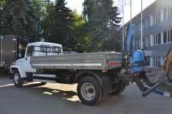 Инман ИМ 20. Бортовая платформа с КМУ на базе ГАЗ. Под заказ