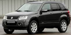 Suzuki Grand Vitara. С водителем