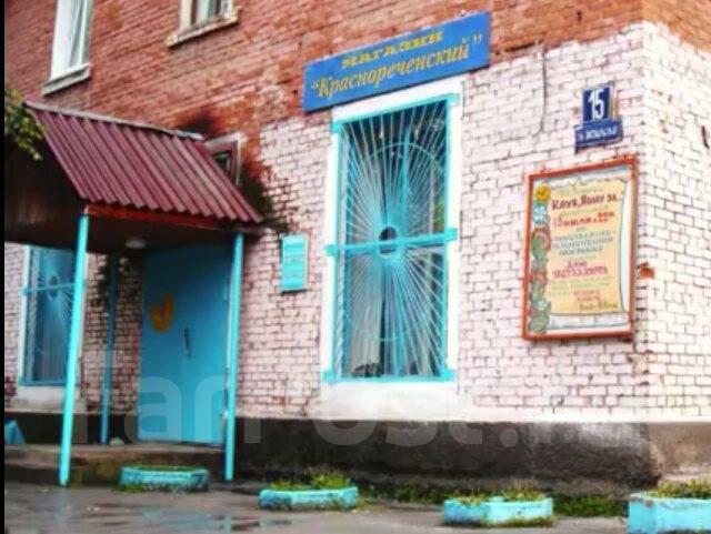 Продам помещение - магазин. Улица Октябрьская 15, р-н с. Краснореченский, 234кв.м.