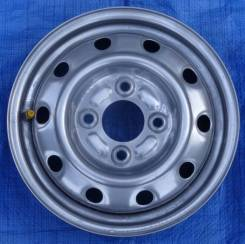 "Steel Wheels. 3.5x12"", 4x100.00, ET45, ЦО 60,1 мм."