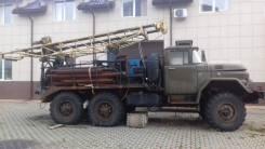 ЗИЛ 131. Продается буровая установка УГБ-1ВС на базе , 6 000куб. см., 5 000кг.