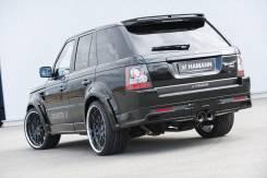 Спойлер на крышу. Land Rover Range Rover Land Rover Range Rover Sport, L320 30DDTX, 368DT, 428PS, 448PN, 508PN, 508PS, 276DT