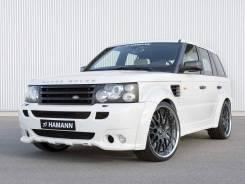 Передний бампер Range Rover Sport (Рендж Ровер Спорт) 2005-2010г