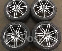 """Зима Bridgestone 245/40 R18 на дисках WSP Lowenzahn. 8.0x18"""" 5x112.00 ET45"""
