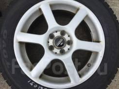 """Зимa Toyo 215/60 R16 на литых дисках WEDS. 6.5x16"""" 5x114.30 ET50 ЦО 73,1мм."""