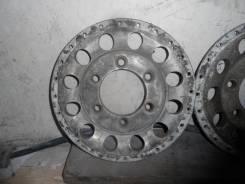 Части составных (разборных) дисков - центра 6*139.7