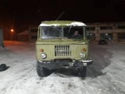 ГАЗ 66. Продается грузовик ГАЗ-66, 4 500куб. см., 2 000кг., 4x4