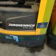 Jungheinrich. Ричтрак ETV 214, 1 400кг., Электрический