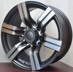 """Sakura Wheels. 8.0x16"""", 6x139.70, ET0"""