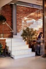 Стеклянные ограждения (перила) на лестницы, террасы и балконы