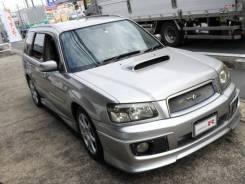 Subaru Forester. автомат, 4wd, 2.0 (137л.с.), бензин, 160тыс. км, б/п, нет птс. Под заказ