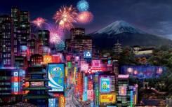 Япония. Токио. Экскурсионный тур. Новогодние каникулы в Токио