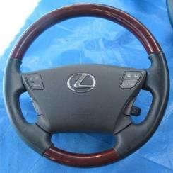 Руль. Toyota: Windom, Crown, Sequoia, Hilux, Land Cruiser, Hilux Surf, Hiace, Land Cruiser Prado Lexus: LS600h, GS450h, GX470, LS460L, SC400, GS350, L...