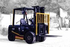 Boulder FL30IS. Вилочный погрузчик Boulder FL30 с двигателем Isuzu, 3 000кг., Дизельный