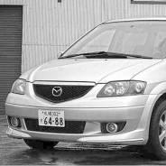 Решетка радиатора. Mazda MPV, LW, LW3W, LW5W, LWEW, LWFW