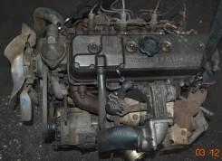 Двигатель в сборе. Daihatsu Rugger