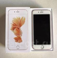 Apple iPhone 6s. Б/у, 64 Гб, Золотой, Розовый, 4G LTE