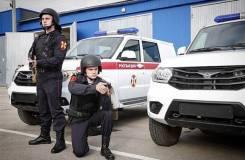 Полицейский-водитель. ФГКУ УВО ВНГ России по г.Комсомольску на Амуре