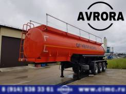 Cimc Avic. Полуприцеп цистерна 28 m3, 23 800кг.