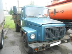 ГАЗ 3307. ГАЗ-3307 бортовой грузовик, 4 250куб. см., 4 000кг., 4x2