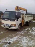 Isuzu NKR. Продам грузовик isuzu elf, 4 300куб. см., 3 000кг., 4x2