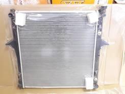 Радиатор охлаждения двигателя. Kia Sorento, BL D4CB, G4JS, G6CU, G6DA, G6DB