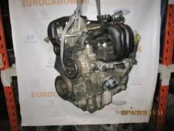 Двигатель в сборе. Ford Focus Двигатели: FYDA, FYDB, FYDC, FYDD, FYDH