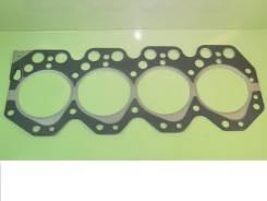 Прокладка головки блока цилиндров. Toyota ToyoAce, BU66, BU67, BU72, BU73, BU74, BU78, BU87, BU88, BU91, BU94, BU96 Toyota Dyna, BU101, BU102, BU111...