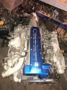 Двигатель в сборе. Toyota Aristo, JZS160, JZS161 Toyota Supra, JZA80 Двигатели: 2JZGTE, 2JZGE
