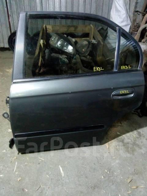 Дверь задняя левая Honda Civic EK3 D15B