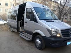 Mercedes-Benz Sprinter 515 CDI. Мерседес 515 Турист, 19 мест