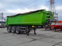 Schmitz. Самосвальный полуприцеп Cargobull 90843 2014 г/в, 27 949кг.