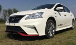 Обвес кузова аэродинамический. Nissan Sylphy, TB17 Nissan Sentra, B17. Под заказ