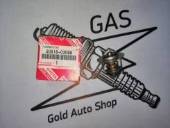 Термостат. Toyota: Regius Ace, Cressida, Crown, Quick Delivery, Mark II Wagon Qualis, Dyna, T.U.V, 4Runner, Hilux, Blizzard, Chaser, Regius, Crown Maj...
