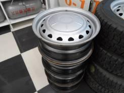 """Bridgestone. 6.0x15"""", 4x100.00, 4x114.30, ET45, ЦО 67,1мм."""