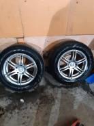 """Пара колес Bridgestone Noranza 215/65/16 на дисках R16x7jxET40. 7.0x16"""" 5x114.30 ET40"""