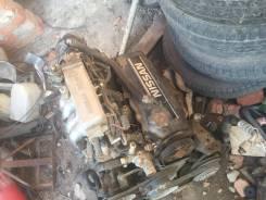 Мотор ниссан