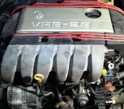 Двигатель в сборе. Volkswagen: Passat, Vento, Corrado, Golf, Sharan Двигатель AAA