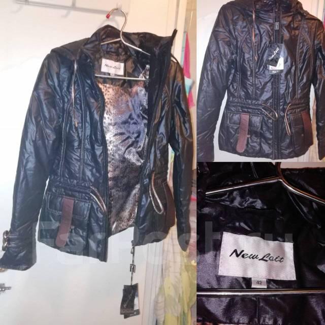 8eb5c94ac Продам Новую(с ценником даже) осеннюю женскую куртку. Качественная во  Владивостоке