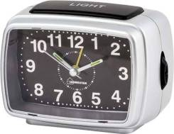 Настольные часы-будильник Homestar HC-04 прямоугольный, (003796)