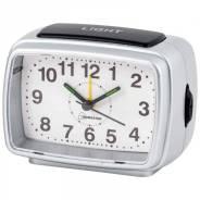 Настольные часы-будильник Homestar HC-04 прямоугольный, (003797)