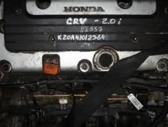 Контрактный (б у) двигатель Honda CR-V 06 г. K20A4 2,0 л бензин-инжект