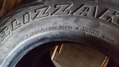 Bridgestone Blizzak DM-V1. Зимние, без шипов, 2016 год, 5%, 2 шт